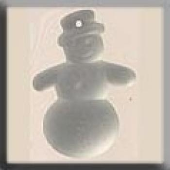 Mill Hill Treasures - 12060 Frosted Snowman Matte Crystal