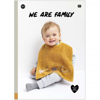 "Rico Stickvorlagen-Heft "" We Are Family """