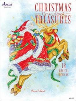 Christmas Cross - Stitch Treasures by Joan Elliott