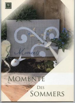 TF Stickdesign - Momente des Sommers
