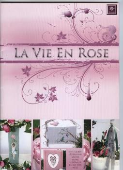 TF Stickdesign - La Vie en Rose