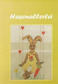 "Marion Flasdick Stickbuch ""Hasenallerlei"""