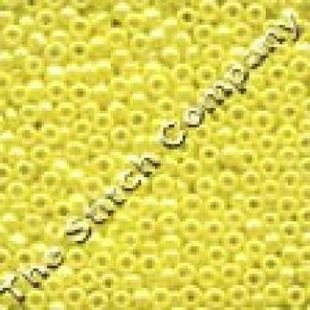Mill Hill Beads / Perlen - 00128 Yellow