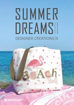 Zweigart Stickheft SUMMER DREAMS - DESIGNER CREATIONS 4
