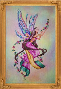 Bella Filipina Stickvorlage Fairy Iridescence