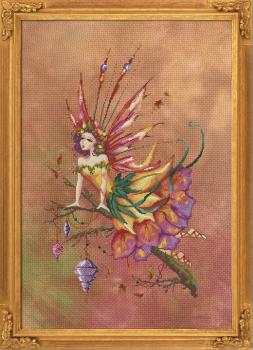 Bella Filipina Stickvorlage Autumn Equinox Pixie