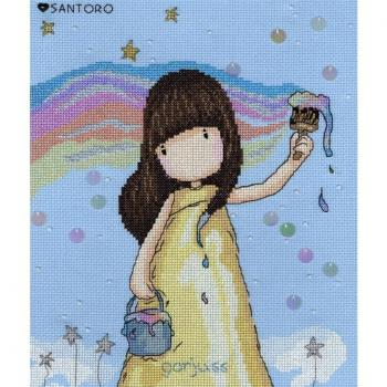 Bothy Threads - Gorjuss - Rainbow Dreams