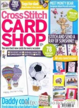 Cross Stitch Card Shop Issue 90