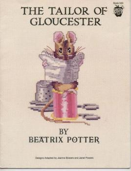 Green Apple Stickheft The Tailor of Gloucester by Beatrix Potter