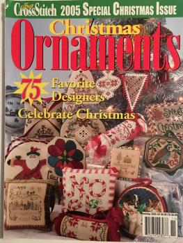 Just Cross Stitch Christmas Ornaments Issue 2005