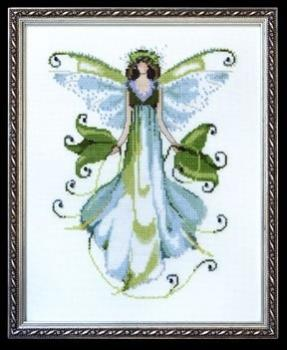 "Nora Corbett Stickvorlage ""Pixie Couture Collection - Morning Glory"""