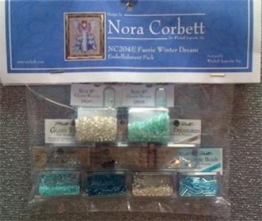 Nora Corbett Faerie Winter Dream Perlenpackung