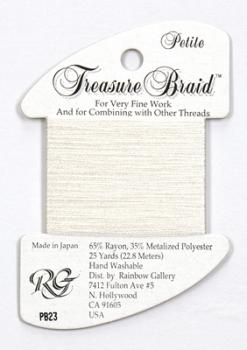 Treasure Braid PB23 - White
