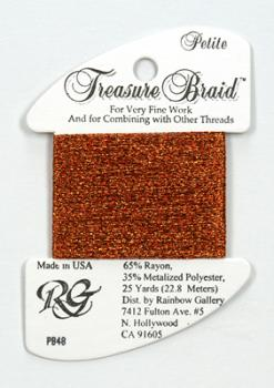 Treasure Braid PB48 - Autumn Leaves