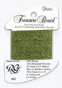Treasure Braid PB57 - Avocado