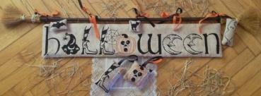 "Rovaris Stickvorlage "" Halloween """
