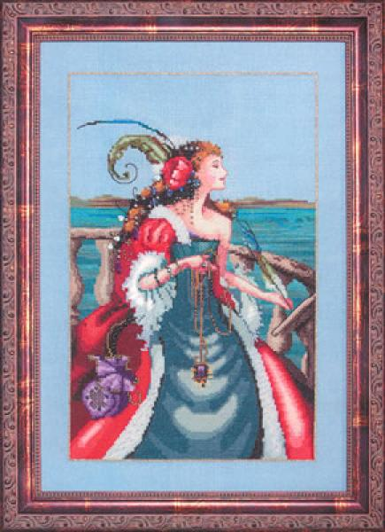 The Red Lady Pirate