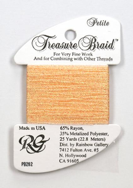 Treasure Braid PB202 - Peach