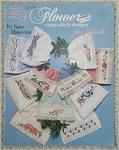 Sam Hawkins Stickheft Flower Cross Stitch Designs for Towels