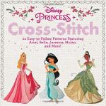 Buch: Disney Princess Cross - Stitch * 22 Vorlagen *