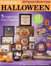 Just Cross Stitch Halloween Special Collector's Issue 2019 - Vorbestellartikel!