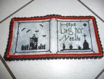 "Primitive Hare Stickvorlage "" Here lies thy needle """