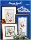 "Stoney Creek Stickvorlage Book 262 "" Snow Place Like Home"
