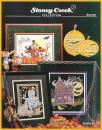 "Stoney Creek Stickvorlage Book 261 "" Stitch Or Treat """