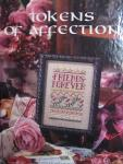 "Leisture Arts gebundenes Buch "" Tokens of Affection """