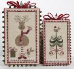 Tralala Collection Stickvorlage Joyeux Noel